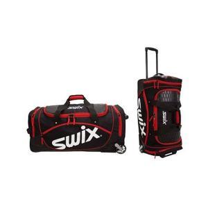 スウィックス SWIX アルペン スノーボード クロスカントリスキー キャスターバッグ トラベルバッグ ホイールカーゴダッフル SW21 xc-ski