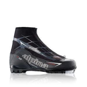 アルピナ ALPINA クロスカントリースキー ブーツ NNN T10 5004-3K 2019-2020モデル|xc-ski