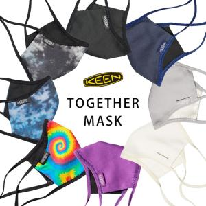KEEN キーン マスク TOGETHER MASK 2枚入り 洗えるマスク コットン おしゃれ 日本正規品 xc-ski