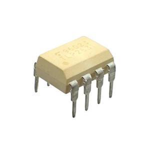 東芝(TOSHIBA) GaAlAs 赤外 LED+フォト IC フォトカプラ TLP2631 (5個セット)|xcellentjo