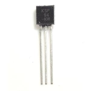 KSP94  A94  MSP94 互換 高耐圧 (400V) PNP トランジスタ (10)|xcellentjo