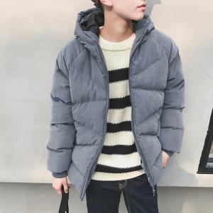 中綿ジャケット メンズ アウター ジャケット防寒 メンズコート 秋冬アウターH35|xhkyafu-ten