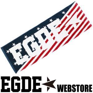 【SALE】EGDE← AMERICAN FLAG スポーツタオル|xlove0091