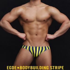 EGDE← BODYBUILDING STRIPE スーパーローライズ ビキニ|xlove0091|06