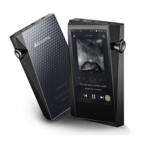 Astell&Kern A&norma SR25の限定色Onyx Black!
