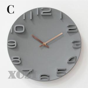 壁掛け時計 おしゃれ オシャレ北欧 シンプル おしゃれ 大きい 大型 静音 時計 壁掛け時計 見やす...