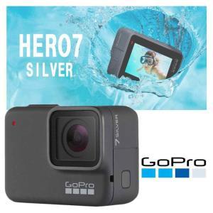 GoPro HERO7 Silver CHDHC-601-FW  【仕様】 ●4K30の動画撮影可能...