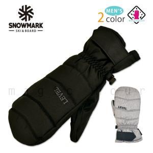 スキー スノーボード グローブ メンズ スノボ 防水 スノーグローブ 防水インナー内蔵 手袋 ミトン ロゴ 黒 ブラック グレー xover-int