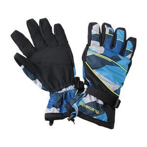 SPALDING(スポルディング)メンズ グローブ 手袋  ブルー 〔14gspb351ad-blue〕