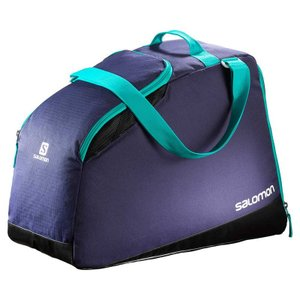 【20%OFF】【SALOMON】 2016-2017   EXTEND MAX GEARBAG ギアバック ブーツバック 40L NIGHTSHADE GREY/TEAL BLUE F 〔bag1605-l38276400〕|xstyle