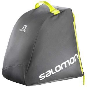 【20%OFF】【SALOMON】 2016-2017   ORIGINAL BOOTBAG ブーツバック 32L ASPHALT/YUZU YELLOW 〔bag1607-l38296300〕|xstyle