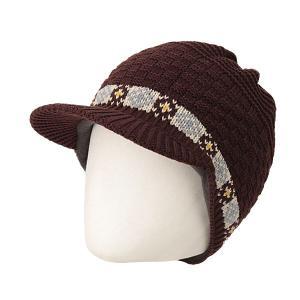 ゴールドウィン レディースキャップ 帽子 DM便可  ブラウン 〔g-8730w-br〕|xstyle