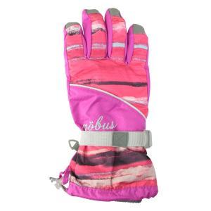 レディース スキーグローブ mobus(モーブス) 2015-2016モデル ボードグローブ 手袋 大人用  ピンク 〔gmog-465ad-pink〕|xstyle