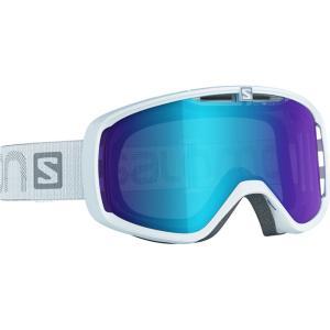 【20%OFF】【SALOMON】  AKSIUM アクシウム スキーゴーグル 大人 WHITE 〔gog1601-l39082100〕|xstyle
