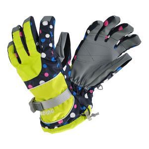 SPALDING(スポルディング))  大人用スキーグローブ ボードグローブ 手袋  ライム 〔gspb-451ad-lime〕|xstyle