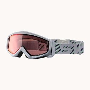 SWANS(スワンズ)スキーゴーグル、スノーボードゴーグル  ホワイトxシルバー 〔guest-mpdh-wxsl〕|xstyle