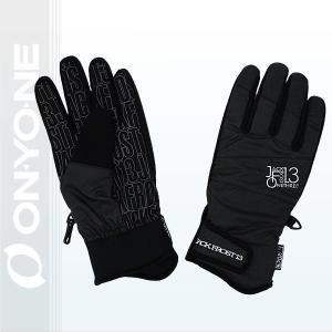 JACKFROST13(ジャックフロスト13)GIMMICK GLOVE スノーボードグローブ メンズ レディース(ユニセックス)手袋 BLACK (jfa95000-009009)|xstyle