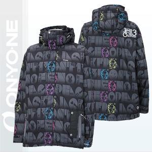 JACKFROST13 スノーボードウェア  GRADATE JKT  BLACK (jfj95503-009p)|xstyle