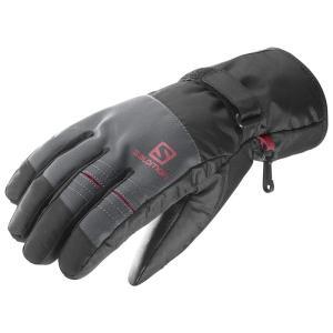 SALOMON(サロモン) FORCE GTX M グローブ スキー スノーボード 手袋 防水 ゴアテックス 大人用 〔L39498900〕|xstyle