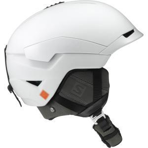【SALOMON】QUEST スキーヘルメット WHITE 〔met1602-l39035600〕|xstyle