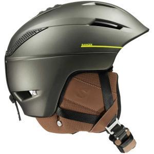 【SALOMON】RANGER2 C.AIR  スキーヘルメット SWAMP 〔met1604-l39124700〕|xstyle