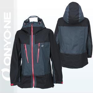 レディースストレッチシェルレインジャケット ONYONE(オンヨネ)  ブラック (odj86037-009) xstyle