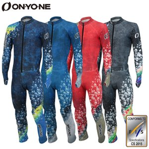 【FIS対応】GS RACING SUIT(For FIS)ジャイアントスラローム ONYONE オンヨネ 〔ONO90070〕|xstyle