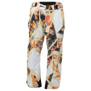 ONYONE(オンヨネ) PRINT OUTER PANTS スキーウェア パンツ メンズ レディース SG-MATE 〔onp98156-109pg〕|xstyle