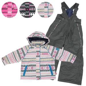 POKETBEAR(ポケットベア)キッズ 子ども スキーウェア ガールズ スノーボードウェア 上下セット 2015-2016 〔PBT-2613〕 xstyle