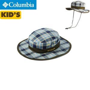 Columbia(コロンビア) SICKAMORE JR. BOONEY シッカモアジュニアブーニー【キッズ】【ジュニア】 COLUMBIA NAVY PLAID〔pu5205-425〕|xstyle