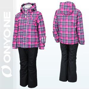 ガールズ スキーウェア スノーボードウェア  RESEEDA レセーダ ジュニア 女の子用 防寒着  ピンク/ブラック (res66002-962p009)