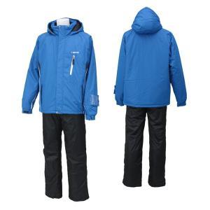 SOUTHLINE(サウスライン) 大人 メンズ スキーウェア  ブルーxブラック 〔slm-5551-bluexblack〕|xstyle