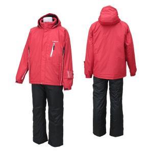 SOUTHLINE(サウスライン) 大人 メンズ スキーウェア  レッドxブラック 〔slm-5551-redxblack〕|xstyle