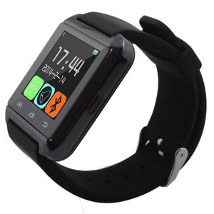 U8 Bluetooth対応 Smart Watch (スマートウォッチ) Phone with Camera Touch Screen for Android OS and IOS