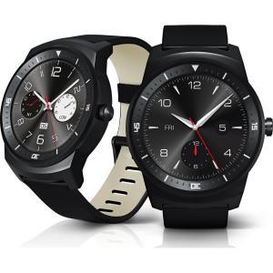 LG G Watch R W1104ギガバイトのAndroidスマートフォンブラック1.3