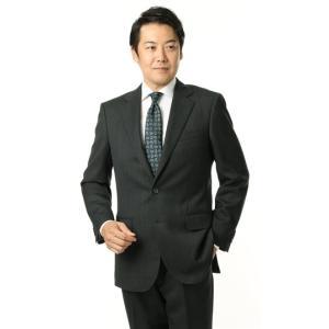 秋冬用 グレー系 スタンダードスーツ REGAL|洋服の青山PLUS