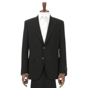 盛夏用 ブラック系 シングルスタイリッシュフォーマル【清涼】 PAZZO collection|洋服の青山PLUS