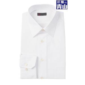 オールシーズン用 ホワイト系  長袖  レギュラーカラー スタイリッシュワイシャツ RITORNO|y-aoyama
