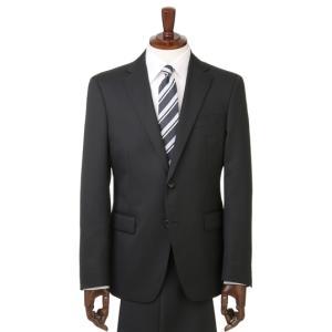 秋冬用 ブラック系 スタイリッシュスーツ MODA RITORNO 洋服の青山PLUS