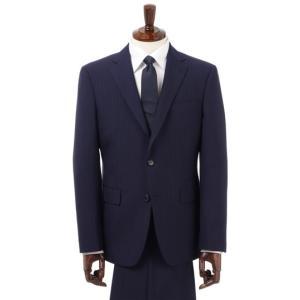 春夏用 ネイビー系 スタイリッシュスーツ RITORNO|洋服の青山PLUS