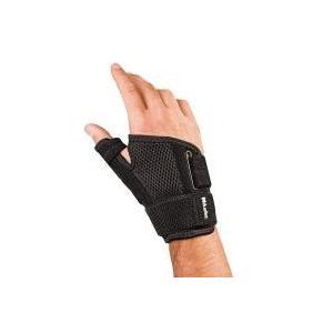 数少ない手の親指用のサポーター、つき指や打撲、日常生活における指関節の痛みなどにも対応できるがっちり...