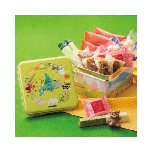 北海道をイメージしたイラスト缶にお菓子と思い出を詰めて・・・ 北海道の四季をイメージしたオリジナルイ...