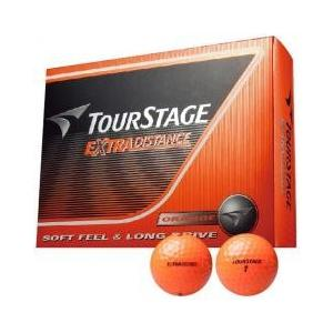 ツアーステージ / ゴルフボール / ブリヂストン TOURSTAGEエクストラディスタンス ボール...