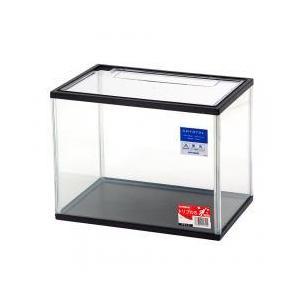 シンプルで使いやすい小型水槽コトブキ工芸 kotobuki トリプル S ブラック(フタ付き)(31...