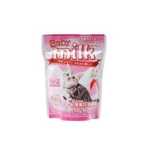 消化しやすく おなかに優しいニチドウ ベビーミルク 猫用 300g:対象:猫タイプ:ミルク機能:総合...