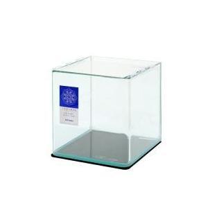 前面曲げガラスの小型キューブ水槽コトブキ レグラス R200:特長:コーナー曲げガラスタイプの20c...