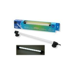 水中も設置可能な劣化しないLEDライトエヴァリス クォーツグラスチューブ LED S200:対象:3...