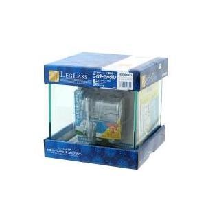 小型水槽&フィルターセットコトブキ工芸 kotobuki クリスタルキューブ200フィルターセットC...