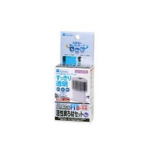 スペースパワーフィット / フィルター・専用ろ材 (アクア用品) / 水作 スペースパワーフィットプ...