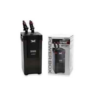 あのパワーボックスSVシリーズがさらに進化90〜120cm水槽に最適な外部式フィルターです。セットし...